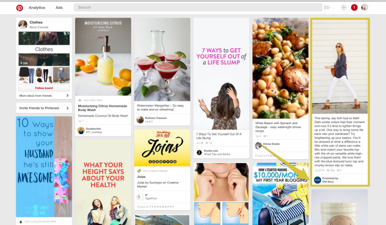 How to Get Started With Pinterest Promoted Pins